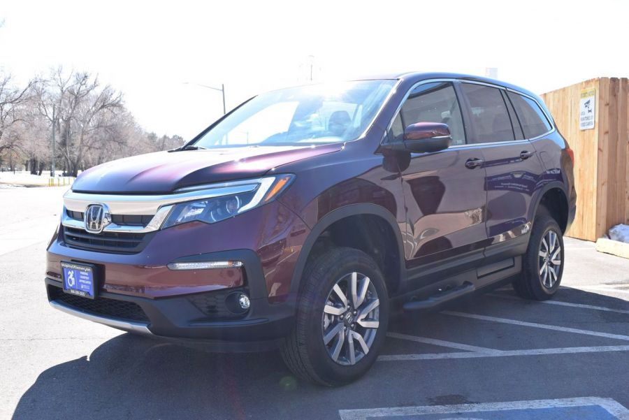 New 2019 Honda Pilot EX VMI NorthStar Manual Side Entry