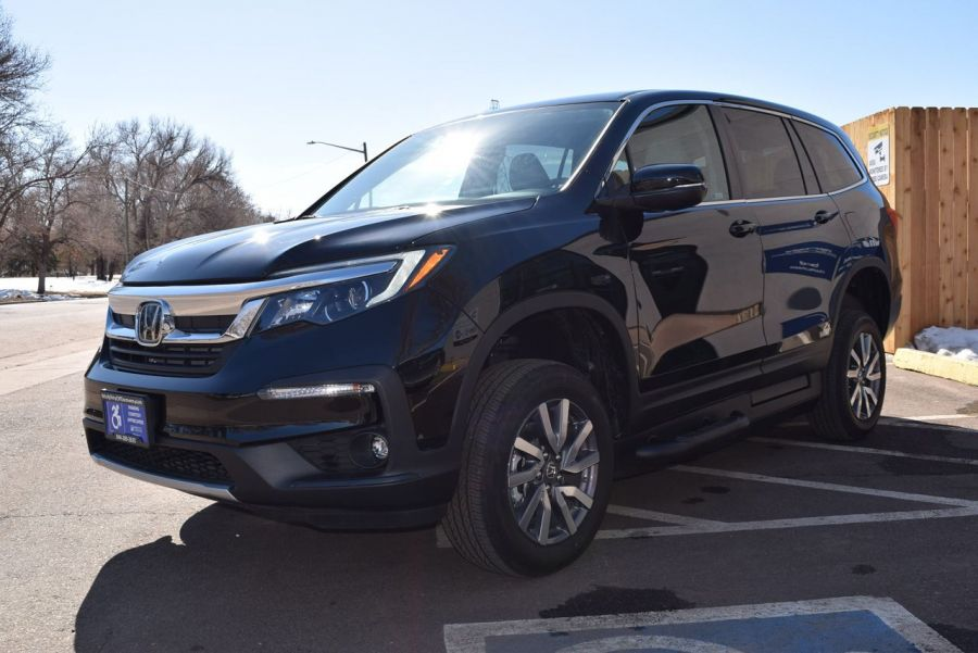 New 2019 Honda Pilot EX VMI NorthStar E360 Side Entry