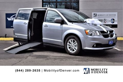 Certified Pre-Owned 2018 Dodge Grand Caravan SXT VMI APEX Side Entry