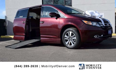 Pre-Owned 2014 Honda Odyssey Touring Rollx